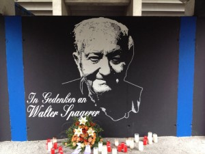 Ruhe in Frieden, Walter Spagerer!